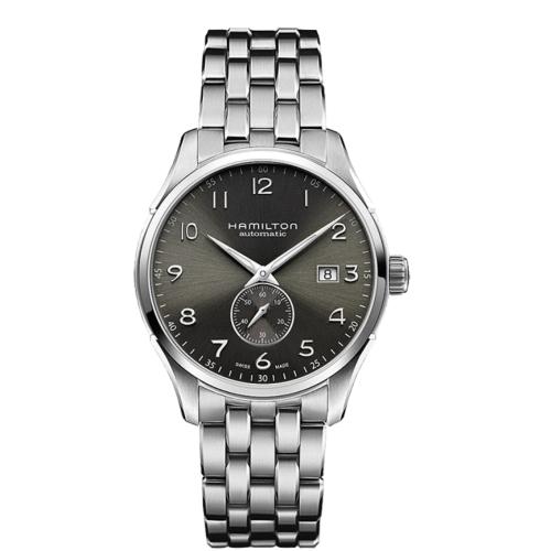 HAMILTON 漢米爾頓Jazzmaster/經典時刻機械腕錶/H42515185