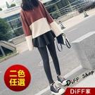 【DIFF】韓流假兩件百褶裙內搭褲 顯瘦...