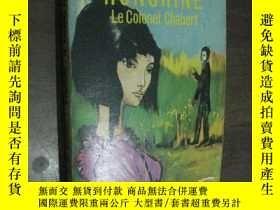 二手書博民逛書店法文原版罕見HONORINE Le Colonel Chaber