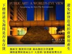 二手書博民逛書店Public罕見Art: A World s Eye ViewY364682 International Cr