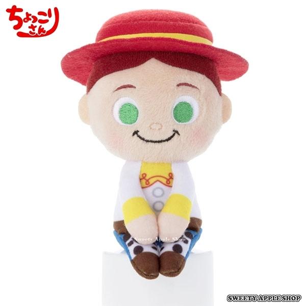 日本人氣話題!日本限定 chokkorisan 迪士尼 玩具總動員 翠絲 趣味 寫真 小玩偶