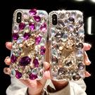SONY Xperia1 Xperia10 Plus XZ3 L3 XA2+ XA2 Ultra XZ2 Premium寶石滿鑽 水鑽殼 手機殼 保護殼 訂製 DC