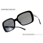 EMPORIO ARMANI 太陽眼鏡 EA4007F 501787 (時尚黑) 時尚大方框 率性款 墨鏡 # 金橘眼鏡
