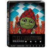 【停看聽音響唱片】【BD】MIB星際戰警:跨國行動 雙碟鐵盒版