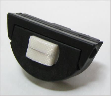【摩肯】彩蝶系列掌上型封口機(電池版)專用 - 更換式電熱座-2入