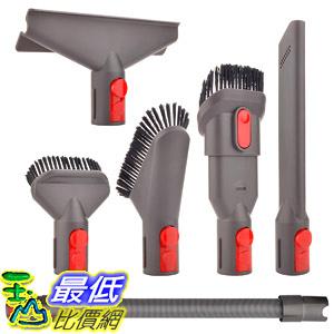 [8美國直購] 戴森副廠配件 Fullclean Attachment Hose Kit Compatible with Dyson V8 V7 V10 V11 Absolute Cordless V7 Animal