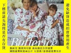二手書博民逛書店Butterick(spring罕見1991 preview)