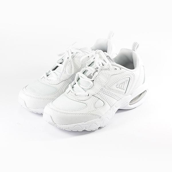 JUMP 653輕量氣墊運動鞋 白 女款