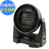 【艾來家電】【分期0利率+免運】勳風(冬暖/夏涼)多功能PTC陶瓷循環扇/電暖器 HF-7002HS