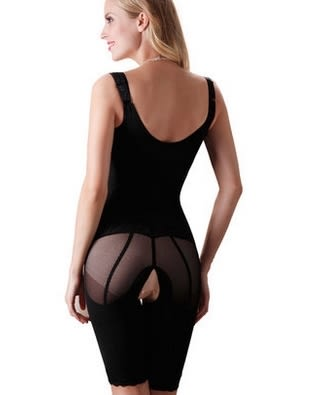 薄款加強型產後束身衣連體四季薄款重壓型收腹衣-ziy0116
