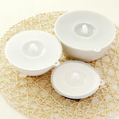 ♚MY COLOR♚日式創意矽膠杯蓋(M號) 碗蓋 水杯蓋 保鮮蓋 食品級環保無毒 防漏密封杯蓋 【L112】