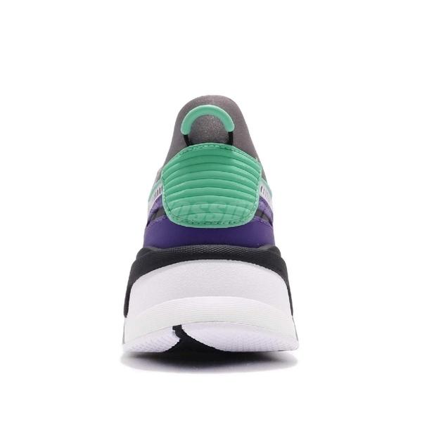 Puma 慢跑鞋 RS-X Tracks 灰 紫 全新系列 老爹鞋 男鞋 女鞋 運動鞋【PUMP306】 36933201