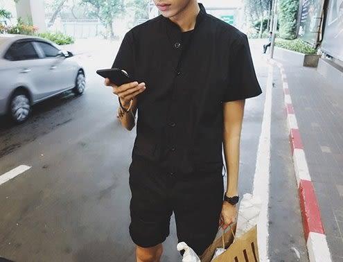 【找到自己】韓國 連身 合身 寬鬆 套裝 連身衣 工作衣 潮流穿搭 質感加倍 工作服