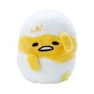 【震撼精品百貨】蛋黃哥Gudetama~三麗鷗蛋黃哥造型手指絨毛娃娃*40933
