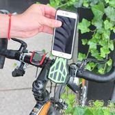 自行車手機架電瓶車機車電動摩托車用外賣騎行固定防震導航支架   小時光生活館