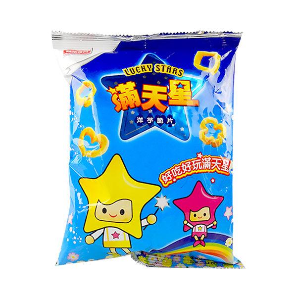 滿天星 洋芋脆片 40g ◆ 86小舖 ◆