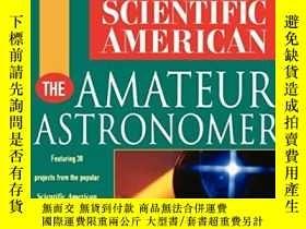 二手書博民逛書店美國原版罕見Amateur Astronomer (Scient