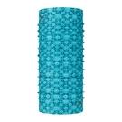 [好也戶外] BUFF Coolnet抗UV頭巾 沁藍磚紋 NO.122510-722