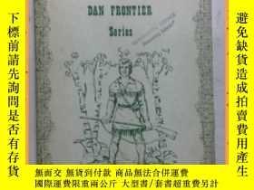 二手書博民逛書店英文書罕見teacher s mannal dan frontier series 教師曼納爾丹邊疆系列Y16