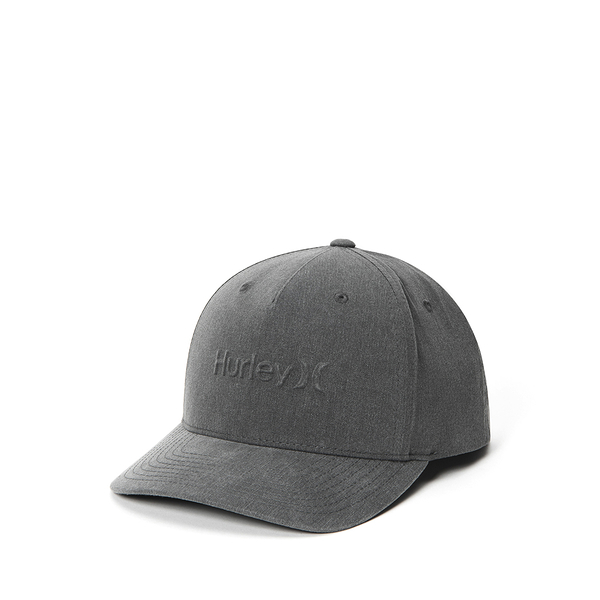 Hurley M BOSSED HAT BLACK 棒球帽(黑)