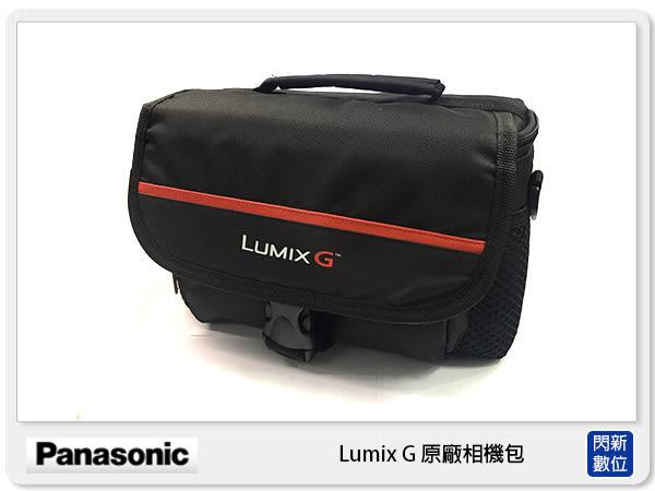 特價 Panasonic 原廠背包(黑色) 微單眼用 一機兩鏡 相機包(適EOS M2 M3 M10 A7R EM5 EM10 EP5 G7 GF7 GF8)
