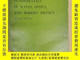 二手書博民逛書店fundamentals罕見of waves,optics,and modern physics(P1607)