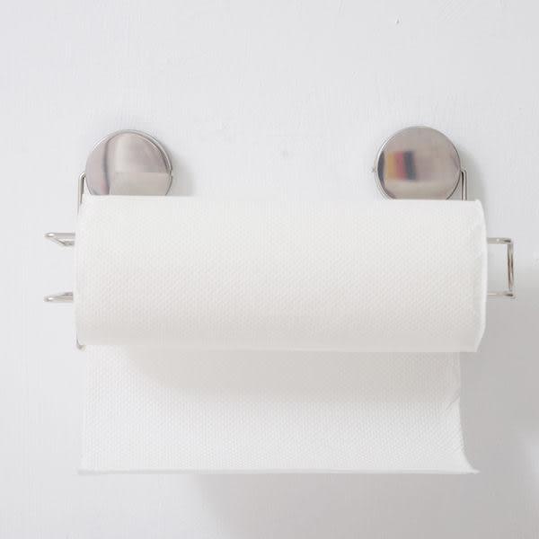 捲筒紙巾架 收納架 廚房收納【D0001】不鏽鋼吸鐵捲筒紙巾架 MIT台灣製 完美主義