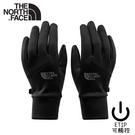 【The North Face 女 刷毛觸控保暖手套《黑》】3M5H/保暖可觸屏手套/機車手套/防滑手套