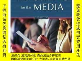 二手書博民逛書店Reporting罕見For The Media-為媒體報道Y436638 Fred Fedler; John