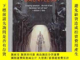 二手書博民逛書店英語原版罕見Dauntless (The Lost Fleet,