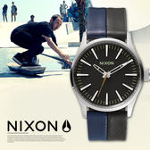 NIXON A377-1938 THE SENTRY 38 LEATHER 復古腕錶 熱賣中!