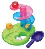Toyroyal 樂雅 洗澡玩具-戲水動物滑球塔-TF7252[衛立兒生活館]