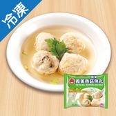 義美香菇魚丸430g【愛買冷凍】