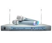 【金聲樂器】MIPRO 無線麥克風系統 MP-2688K/MP2688K VHF IC控制 雙天線 自動接收 雙頻道鎖定