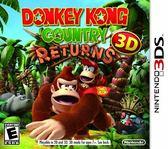 3DS Donkey Kong Country Returns 3D 大金剛再起 3D(美版代購)