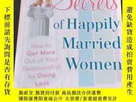 二手書博民逛書店The罕見SECRETS OF Happily Married