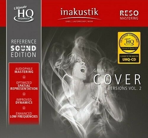 【停看聽音響唱片】【UHQCD】Great Cover Versions Vol.2