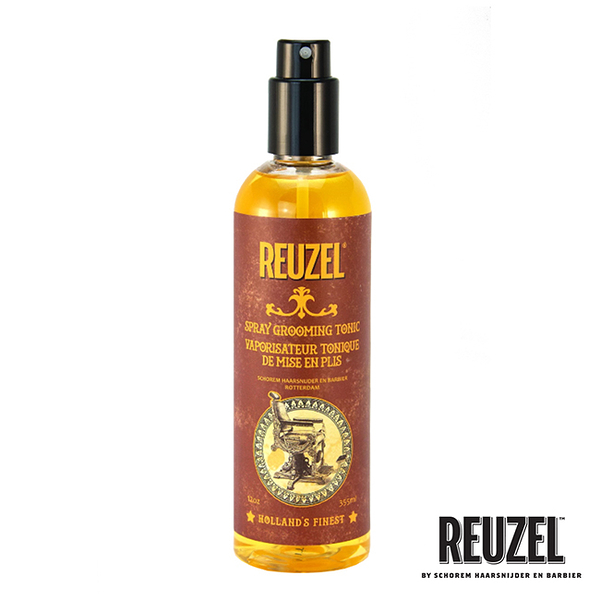 REUZEL Spray Grooming Tonic 保濕強韌打底順髮噴霧 355ml