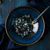 日式陶瓷水果沙拉碗大號拉面碗湯碗大碗泡面斗笠碗冒菜碗家用    韓小姐
