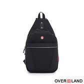 OVERLAND - 美式十字軍 - 插扣造型設計兩用後背胸包 - 5373