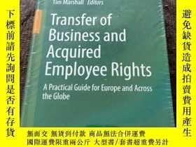 二手書博民逛書店Transfer罕見of Business and Acquired Employee Rights 英文原版書