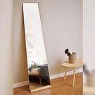春節特價 置地穿衣鏡全身鏡落地鏡子北歐實木無邊框試衣鏡服裝店專用防爆鏡