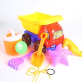 玩具車兒童玩具兒童沙灘玩具車套裝組合寶寶小玩具地攤 快速出貨