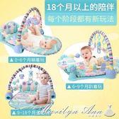 嬰兒玩具芽膠手搖鈴3-12個月女孩寶寶益智0-1歲男孩新生床鈴禮盒  YXS 瑪麗蓮安