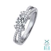【鑽石屋】GIA 0.53克拉鑽石戒指
