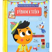 My First Pull-The-Tab Fairy Tale:Pinocchio 木偶奇遇記推拉書