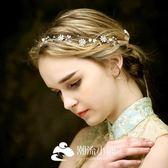 頭飾 花環頭飾韓式 潮流小鋪