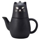 sunart 杯壺組 │ 大黑貓