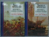 【書寶二手書T5/藝術_ZBP】American Heritage_Vol.1&2冊合售_Colonial Am