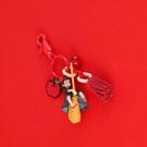 鑰匙扣動漫卡通宮崎駿公仔創意可愛周邊鑰匙鍊掛件禮物【全館免運】